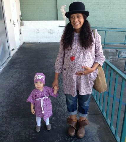 Cree Summer and daughter, Brave, with Summer's second one inside!Celebrities Maternity, Bumpwatch Babes, Children, Daughters, Celebrities Pregnancy, Bellyitch Bumpwatch, Celebrities Parents, Cree Summer, Summer Expecting