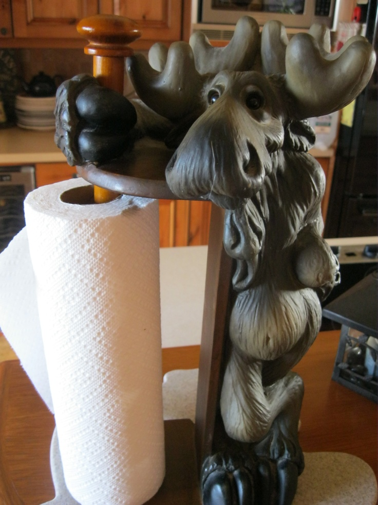 1000 Images About Moose Toilet Paper Holder On Pinterest
