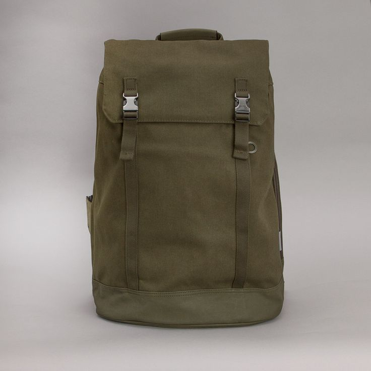 C6 Backpack in Olive