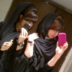 الخليجي الحجاب والعباءات / Khaleeji hijab and abayas