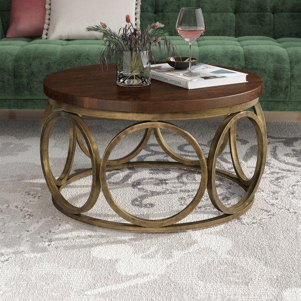 Christon Coffee Table Coffee Table Living Room Furniture Sale