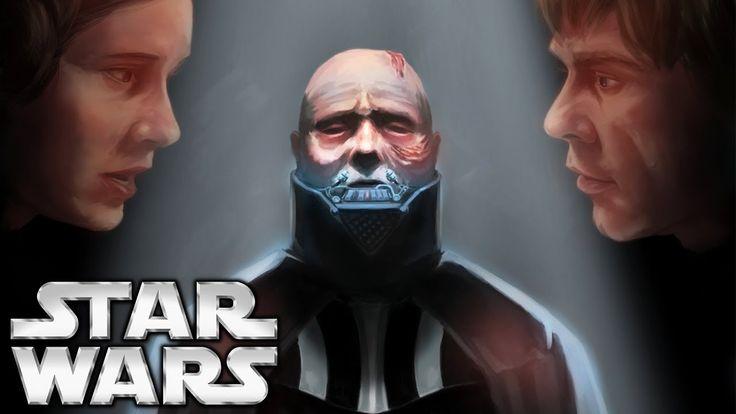 Did Darth Vader LOSE on PURPOSE?! | Star Wars Theory