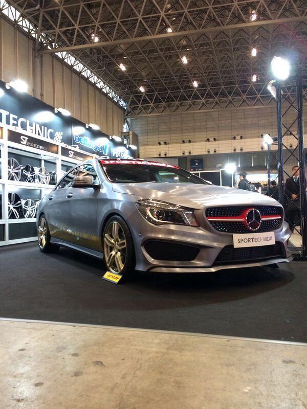 17 best mercedes benz cla amg 45 y dunlop sport maxx rt for Mercedes benz route 17
