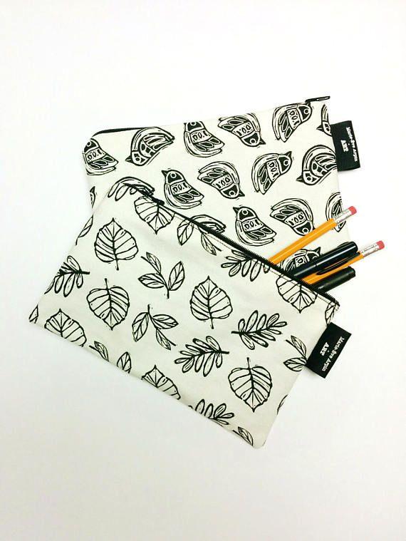 Coffre à crayon par MarieEveArpinArt