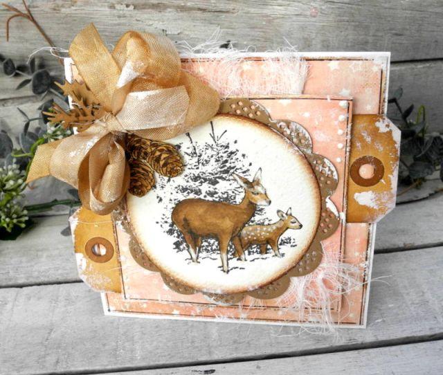 Merry Christmas  - Pia Baunsgaard - Stempelglede :: Design Team Blog