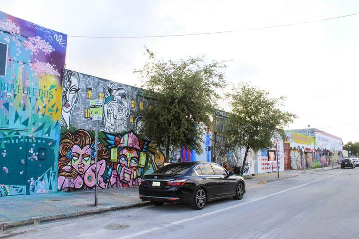 Wynwood Art District, Miami FL