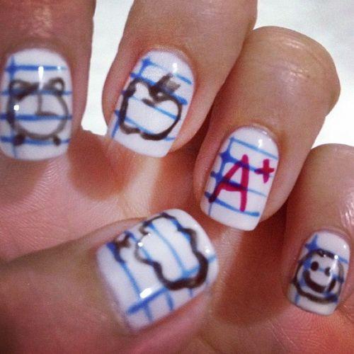 160 best Animal Print Nail Ideas images on Pinterest | Nail arts ...