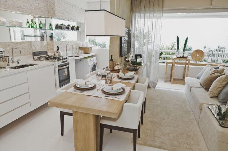 Oltre 1000 idee su Sala E Cozinha su Pinterest  Sala E Cozinha ...