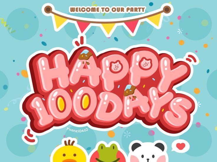 cartoon logo on Behance