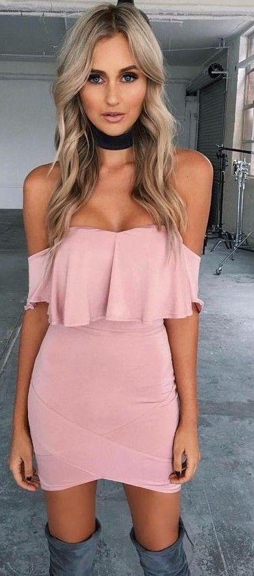 #summer #tigermist #outfits | Little Pink Dress