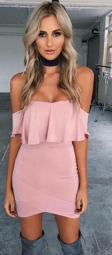 #summer #tigermist #outfits |  Little Pink Dress