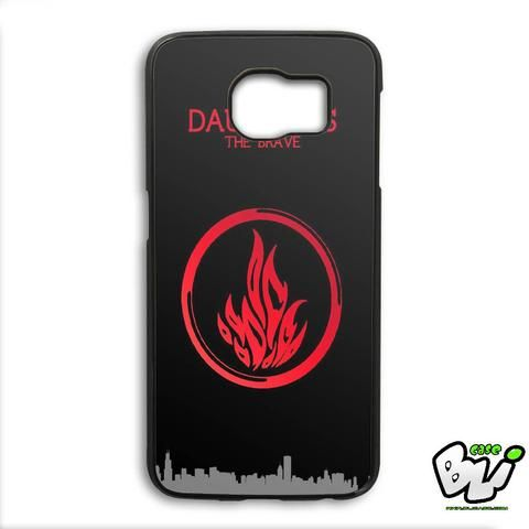 Divergent Dauntless Samsung Galaxy S6 Edge Plus Case