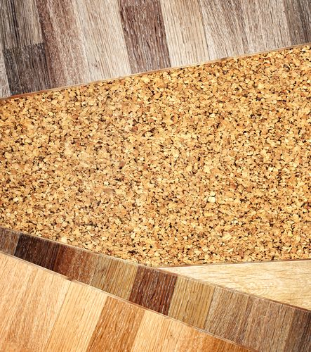 CorkArt's #vinyl #tiles are easy to clean and maintain, and they're even suitable for approved under floor heating. http://goo.gl/Vu6Zfw