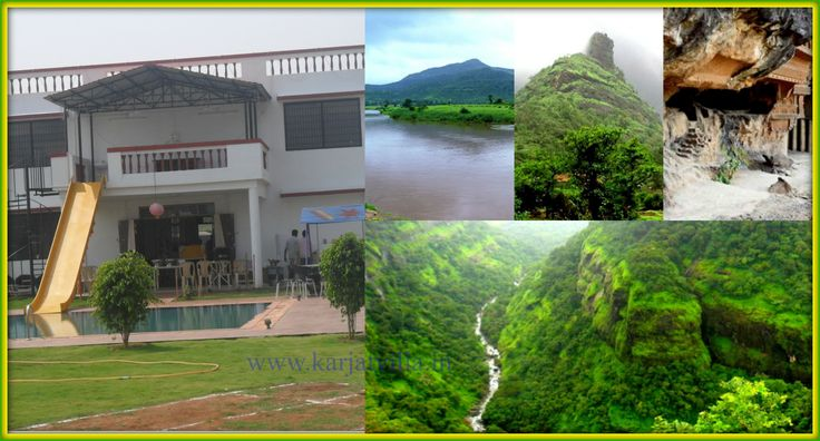Refresh your mind at #farmhouse in Karjat. #vacationrental