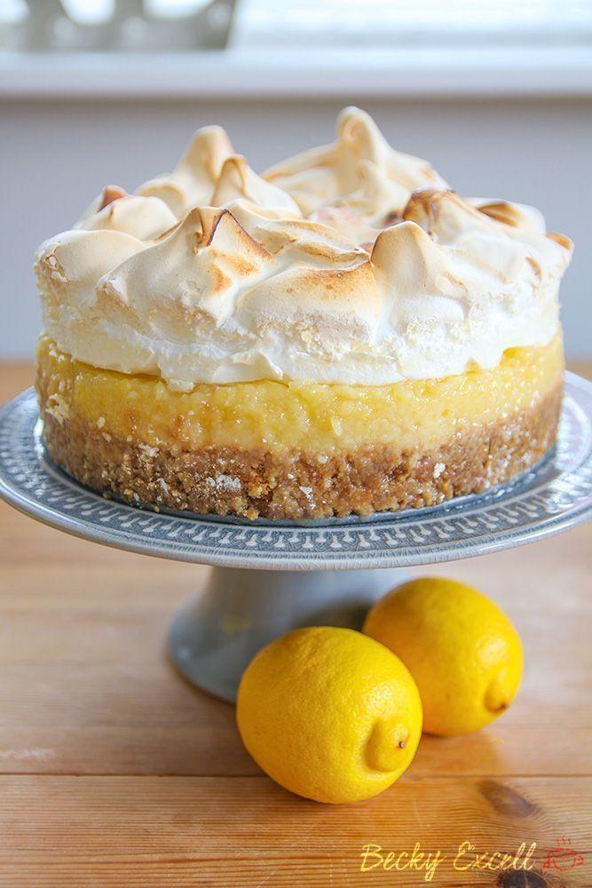 Gluten Free Lemon Meringue Pie Recipe W Biscuit Base Dairy Free Low Fodmap Recipe In 2020 Gluten Free Lemon Meringue Pie Recipe Meringue Pie Recipes Gluten Free Lemon