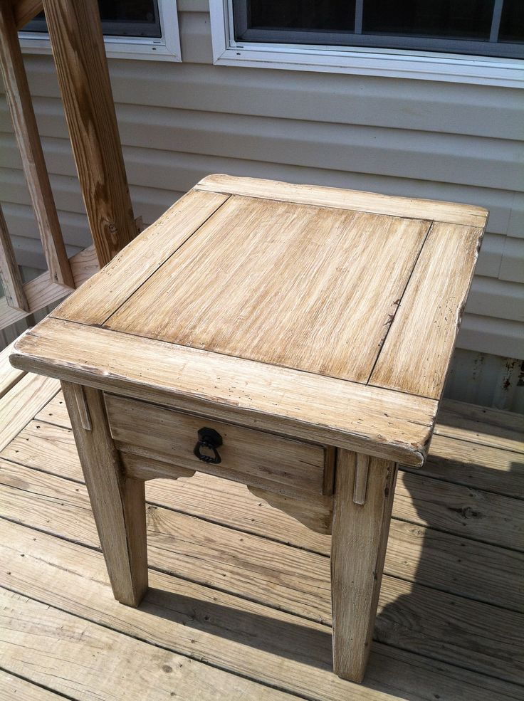 end table repurposed furniture cleaning solutions