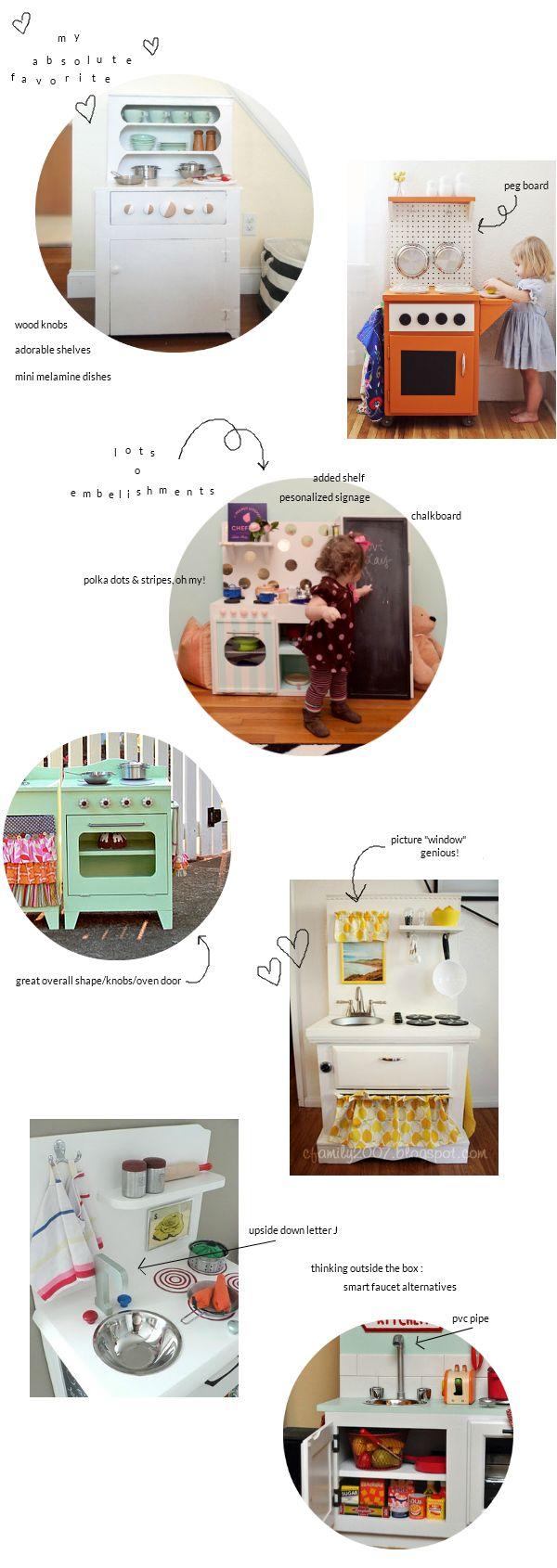 DIY PLAY KITCHEN INSPIRATION   ANDREA JENNISON INTERIORS