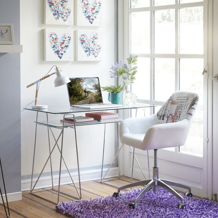 Silla para pc Lisboa Home Office, Office Desk, Ideas Para, Interior Design, Room, Furniture, Home Decor, Lisbon, House Decorations