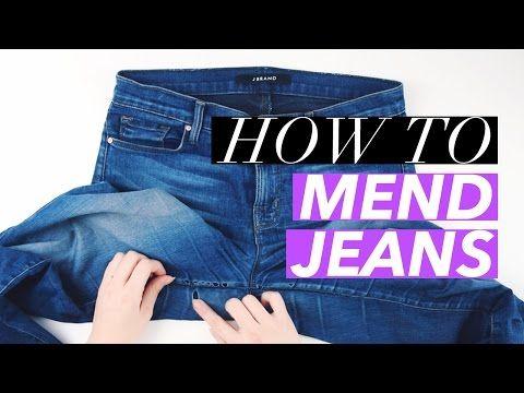 Innenseite der Jeans kaputt: Dieses Problem kennt jede Frau |
