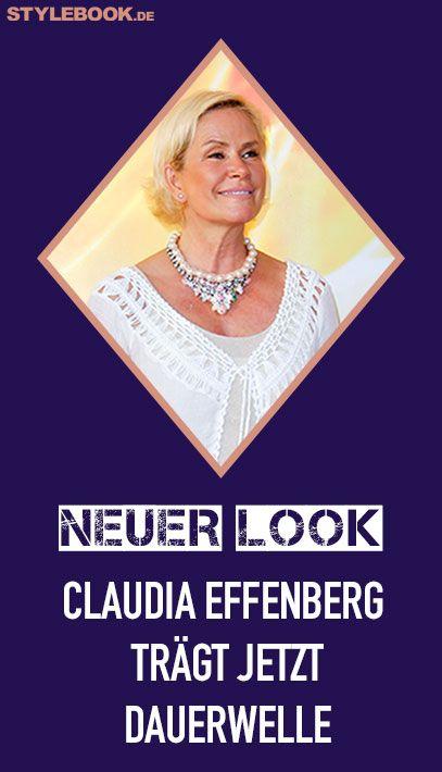 Claudia Effenberg (52) hatte es spannend gemacht, tagelang hatte sie ihren Instagram-Fans eine große Veränderung angekündigt. Jetzt ist es raus: Die Designerin trägt Dauerwelle. Bleibt die Frage, ob sie mit dem Friseursalon-Klassiker der 80er allen Fashionistas einen Schritt voraus ist oder einfach nur kopiert, was trendige Hipster schon seit Jahren für sich entdeckt haben?