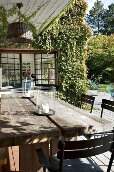 Plus de 1000 idées à propos de Véranda et terrasse sur Pinterest
