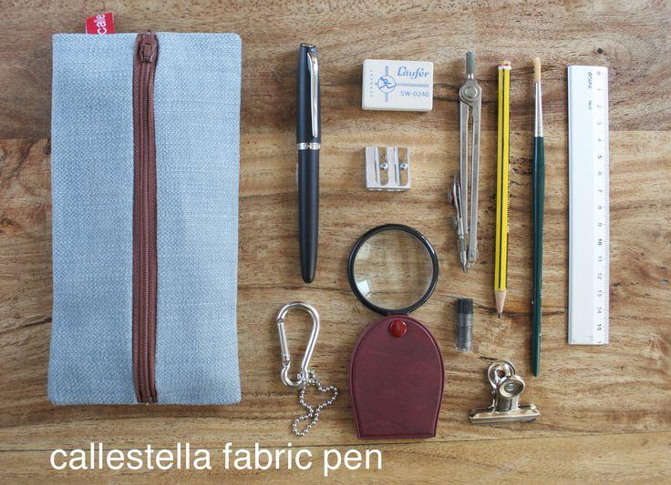 callestella fabric PEN #venice #handcraft #design