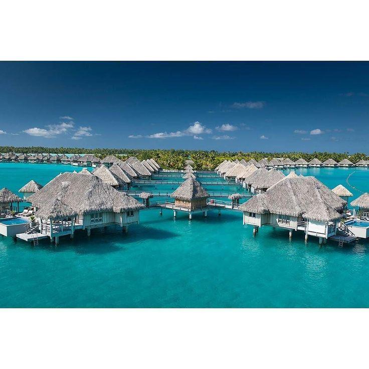 St Regis Bora Bora Hotels The St