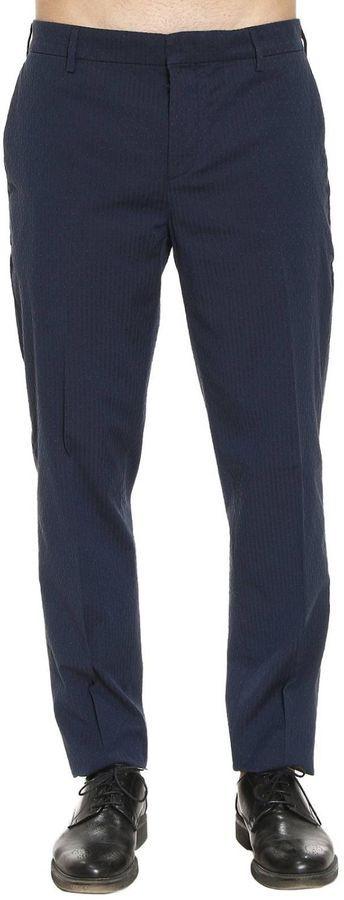 SIVIGLIA WHITE Pants Trouser Men Siviglia White