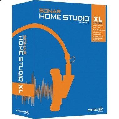 Cakewalk Sonar Home Studio 7 XL Digital Audio Workstation Software