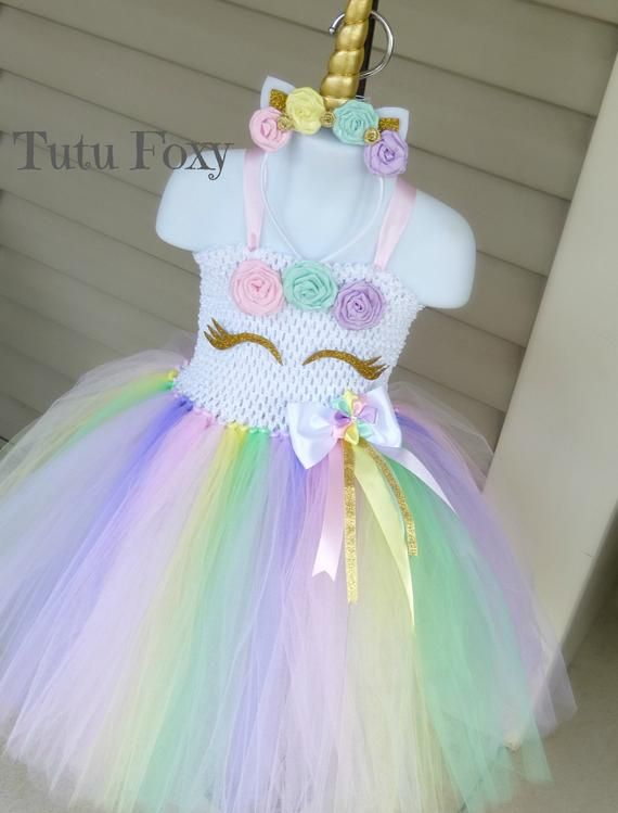90a3279cbaecd Unicorn Tutu Dress, Unicorn Dress, Unicorn Costume, Unicorn Birthday, Unicorn  Tutu, Unicorn Outfit,
