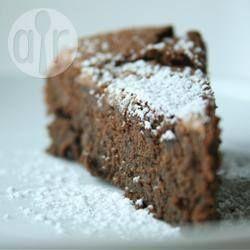 Glutenvrije chocoladecake @ allrecipes.nl