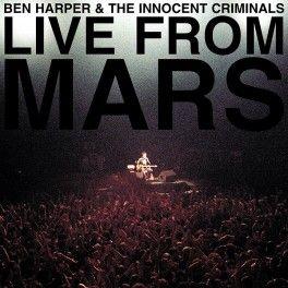 Ben+Harper+&+The+Innocent+Criminals+Live+From+Mars+4LP+180+Gram+Vinyl+Limited+Edition+Virgin+USA+-+Vinyl+Gourmet