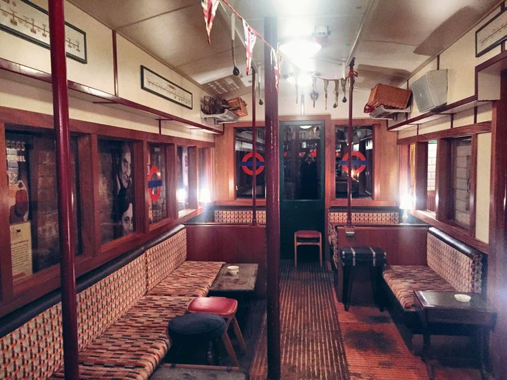 I really wasn't expecting to like Cahoots, the vintage tube-themed bar that's a bigger hit with tourists than Madame Tussauds. From its 'tally