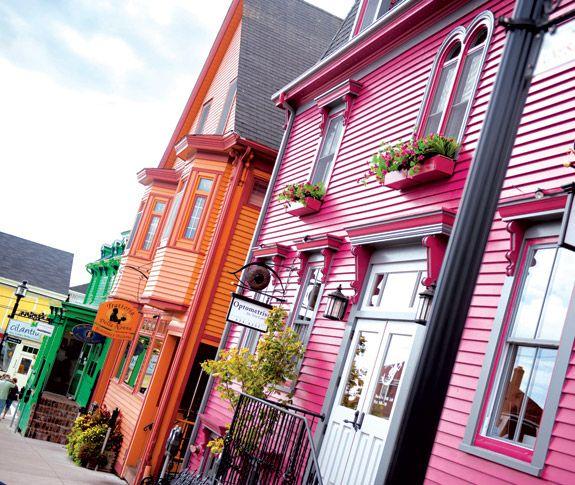 Lunenburg | novascotia.com Old Town Lunenberg