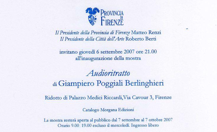 2007- Firenze