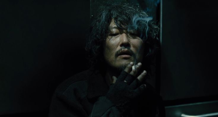 "Because you'll never be as cool as Song Kang-ho. | 26 Reasons ""Snowpiercer"" Is The Best Movie You've Never Seen"