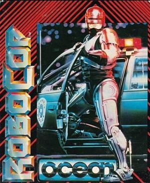 Buy Robocop For The Amiga Games Online From Retro Gaming World - I remember this on Commodore 64 Cartridge!!