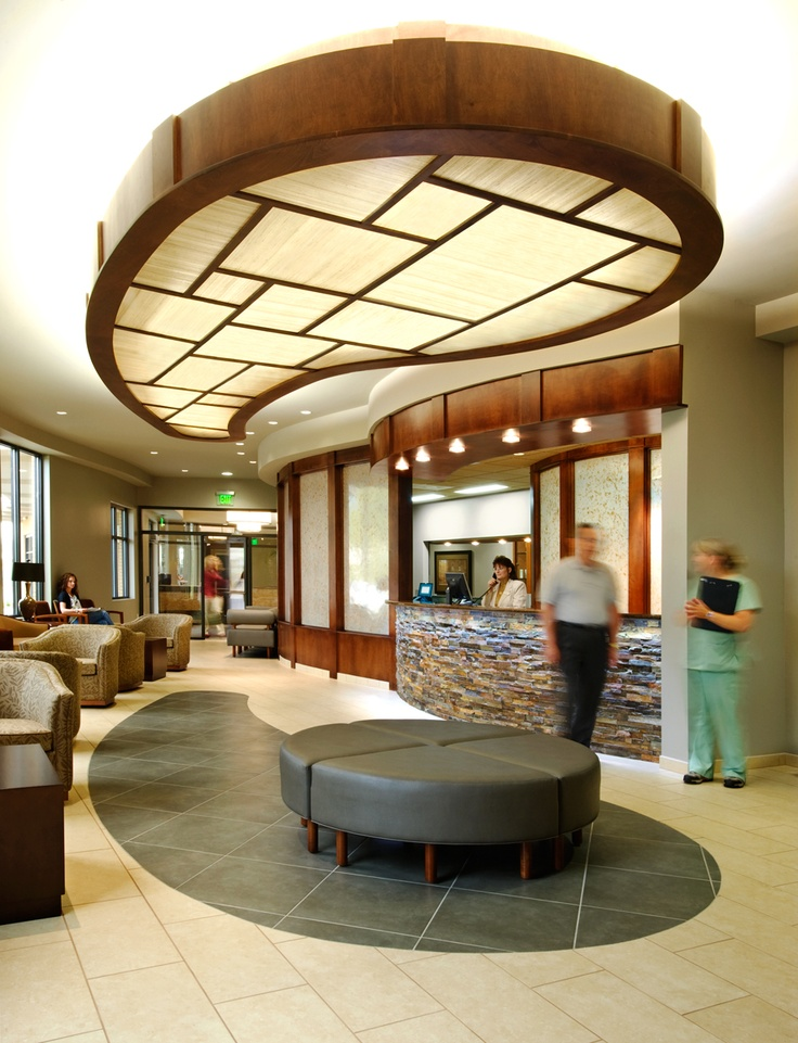 103 best medical office interiors images on pinterest for Medical office design