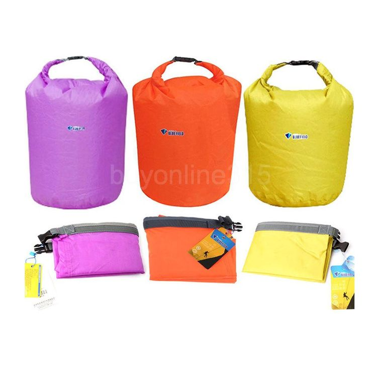 New Portable 20L 40L 70L Waterproof Bag Storage Dry Bag for Canoe Kayak Rafting Sports Outdoor Camping Equipment Travel Kit
