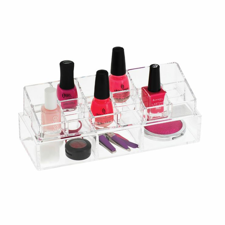 Nail studio to display and store your nail accessories