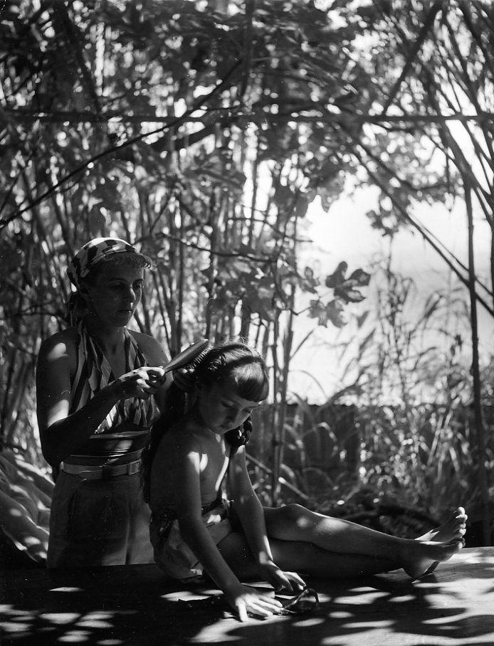 Atelier Robert Doisneau   Galeries virtuelles des photographies de Doisneau - Vacances