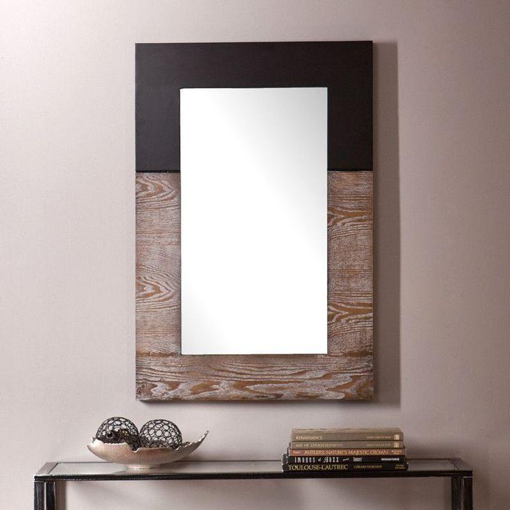 Buy Holly Martin Wagars Mirror Burnt Oak Black At Harvey Haley For Only 10703 Modern MirrorsOversized Wall