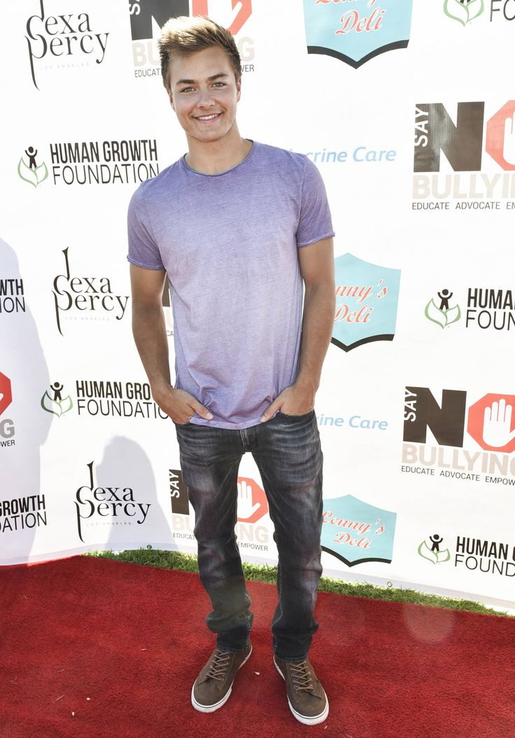 08/13/16 - Say NO Bullying Festival - 003 - Peyton Meyer Fan - Photo Gallery | Your premier fansite for Girl Meets World star, Peyton Meyer