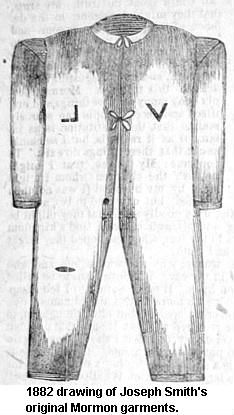 Mormon LDS Garments