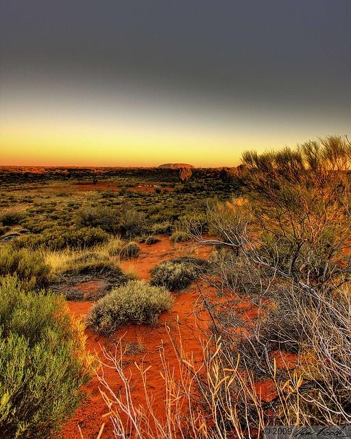 Uluru Australia