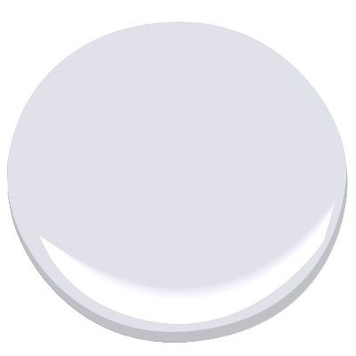 Benjamin Moore nosegay 1401 - whisper of color, very light and airy purple. Perfect for bedroom, with white trim