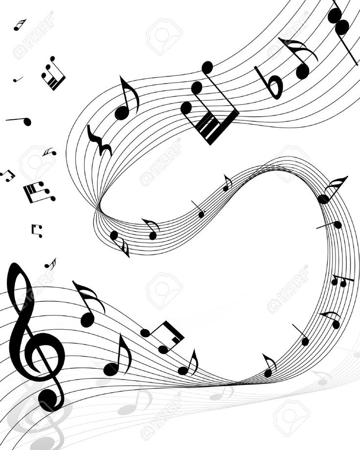 22 best music images on pinterest song notes music for Note musicali dwg
