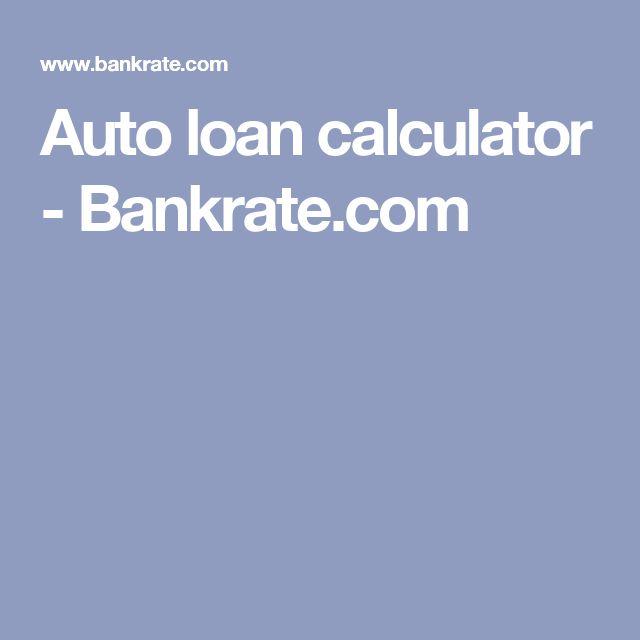 The 25+ best Loans calculator ideas on Pinterest Saving money - bank rate mortgage calculator