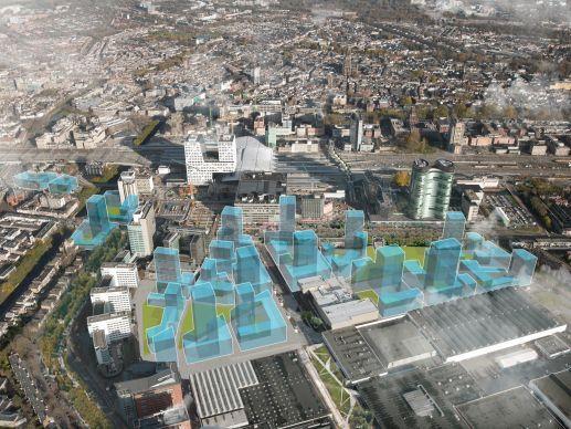 GROZA Wederom grootse plannen: Utrecht wil nieuw autoluw centrumdeel http://www.groza.nl www.groza.nl, GROZA