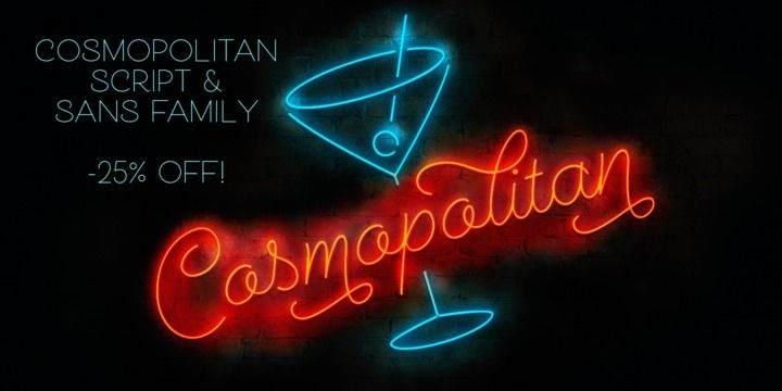 Cosmopolitan™ - Webfont & Desktop font « MyFonts
